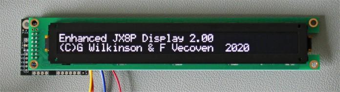 JX8P Module