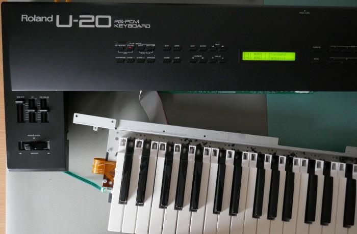 U-20 KeyboardTest